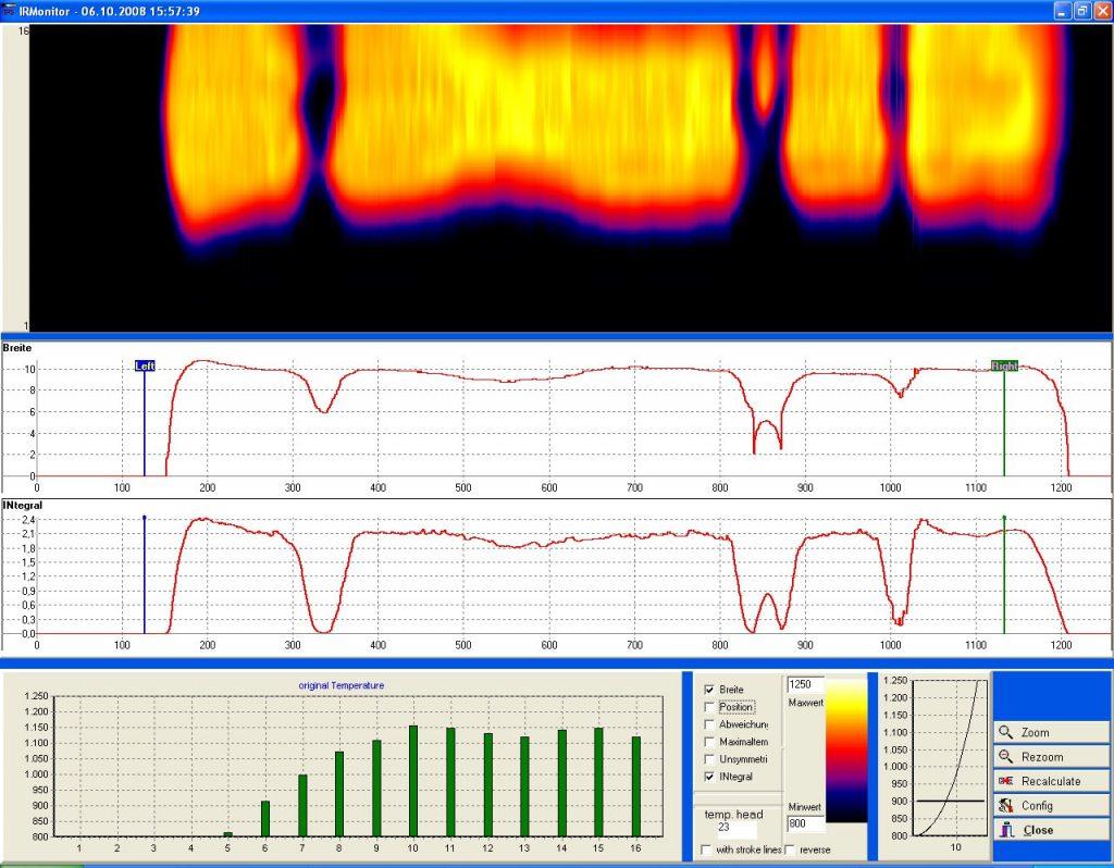 ThermoProfilScanner Fehlerbild