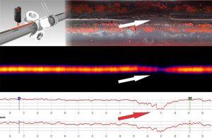 ThermoProfilScanner zeigt kalte Nähte