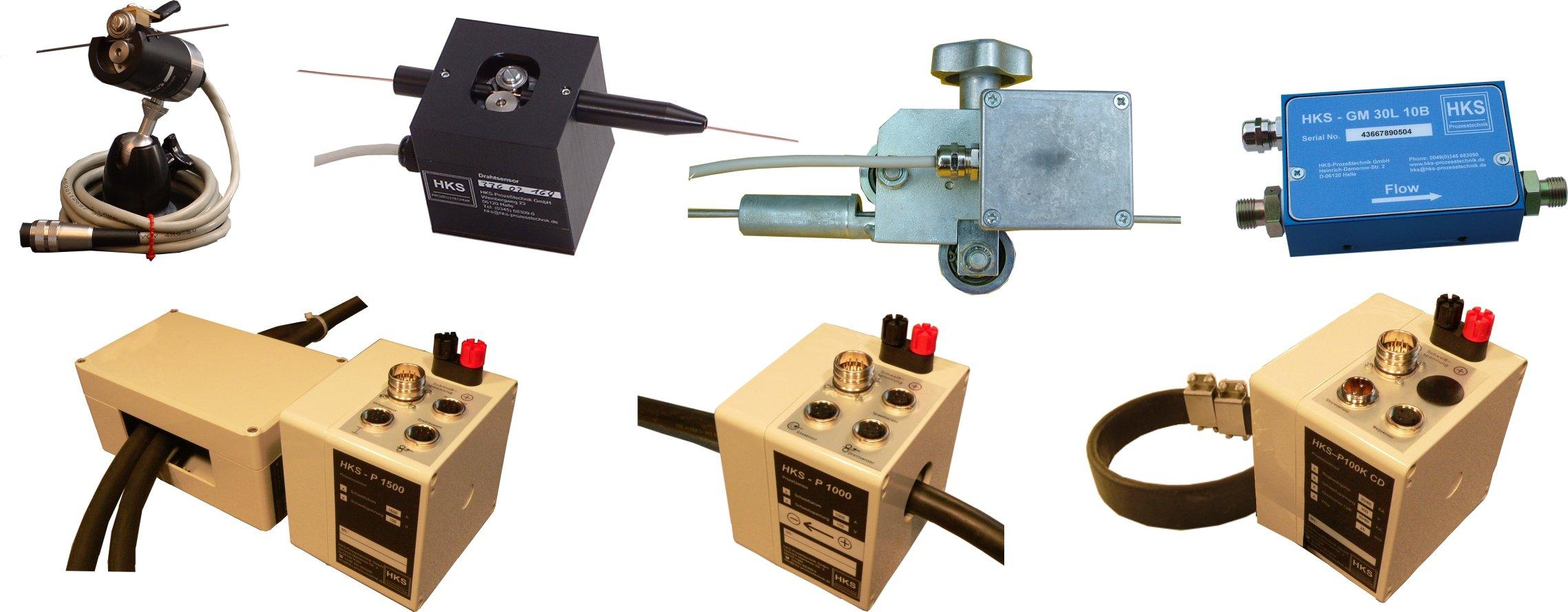 HKS Sensoren Produktuebersicht