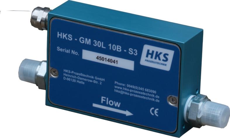 HKS Gassensor GM 30L 10B -S3