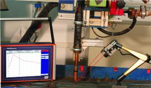 HKS WeldScanner Pyrometer