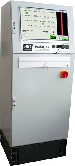 HKS WeldQAS-S3 Power