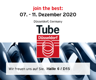 Messe Tube 2020 Messebanner